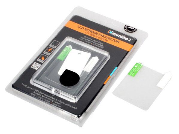 Bezklejowa szklana osłona LCD Commlite do Nikon D3100, D3200